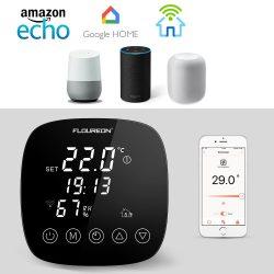 PHS FL BLACK WIFI termosztát
