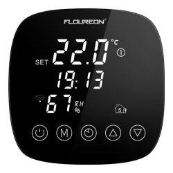 PHS FL BLACK termosztát