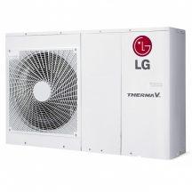 LG THERMA V Monoblokk 5kW telepítéssel együtt