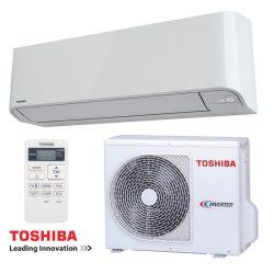 TOSHIBA SEIYA 2,5kW Inverteres klíma szett beépítéssel