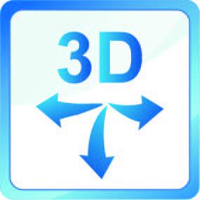 Gree Amber 3D légterelés