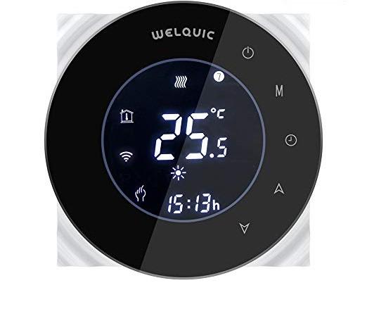 dupla érzékelős termosztát