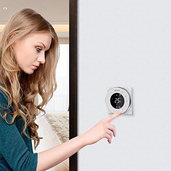 wifi termosztát infrafűtés pacohaus