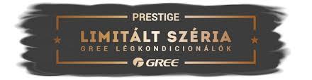 Gree Prestige, klímák