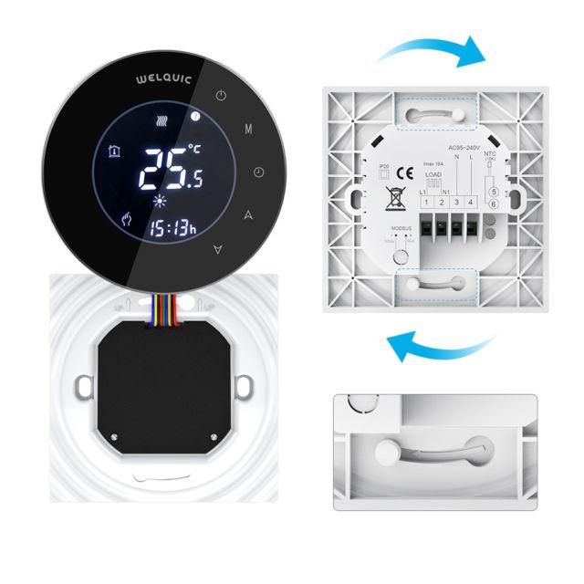 wifi termosztát bekötés